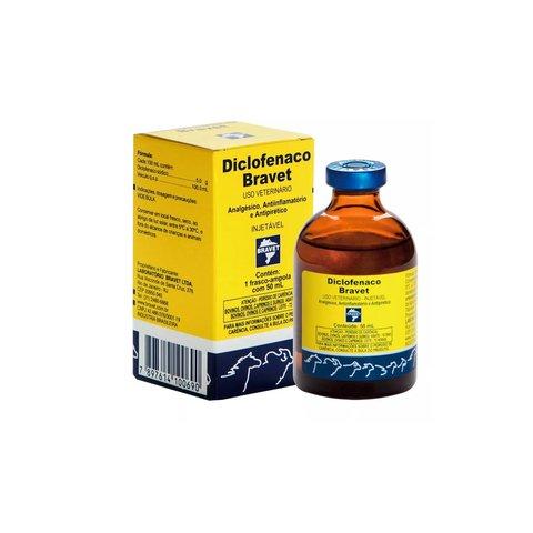 Diclofenaco Bravet 50 ml