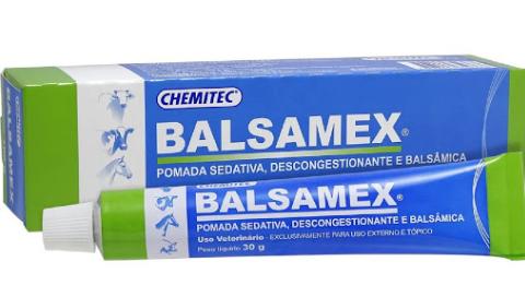 Balsamex Pomada 30 gr - Validade:30/10/21