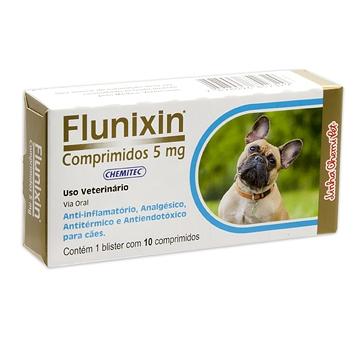 Flunixin 5 mg 10 Comprimidos