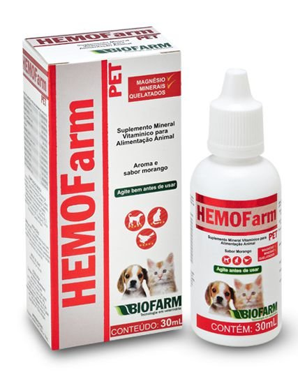 Hemofarm Pet 125 ml