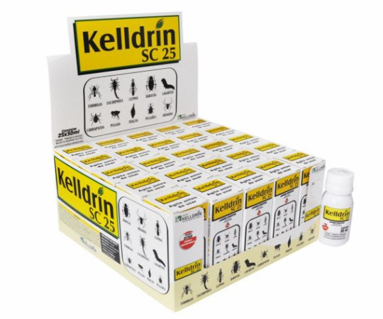 Kelldrin SC 25 30 ml