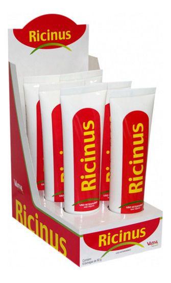 Ricinus Pomada 90 gramas
