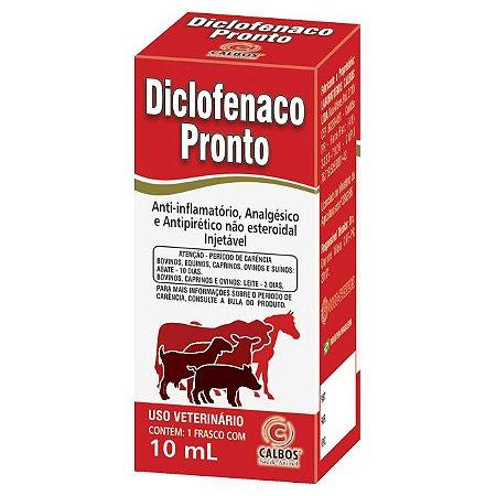 Diclofenaco Calbos 10 Ml