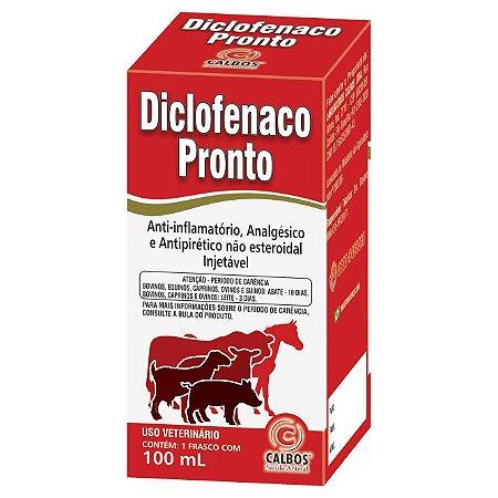 Diclofenaco Calbos 100 Ml