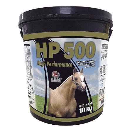 Hp 500 Suplemento Equinos 10 Kg
