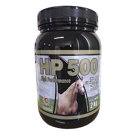 Hp 500 Suplemento Equinos 2 Kg
