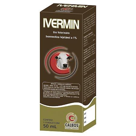 Ivermin (Ivermectina 1%)  50 Ml