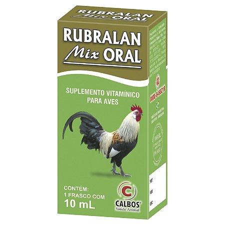 Rubralan  Mix Oral 10 Ml