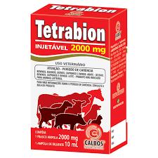 Tetrabion 2 G  10 Ml