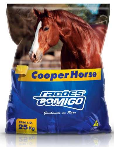 Cooperhorse Passeio P 25 Kg