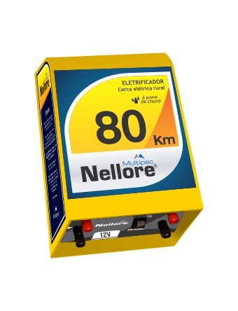 Eletrificador Nellore 80 KM 12V