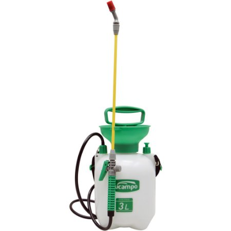 Pulverizador Ducampo C/ Pressão 3 LT