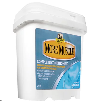 More Muscle 3,6 Kg