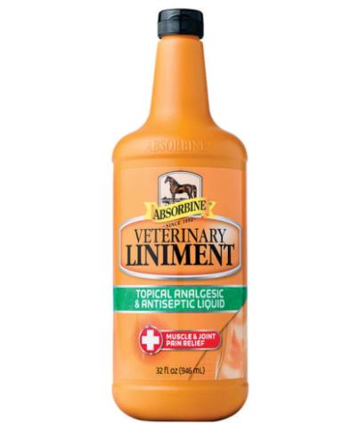 Absorbine Verterinary Líquido 475 ml