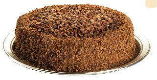 Torta Gotas de Chocolate