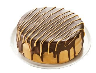 Torta Doce de Leite