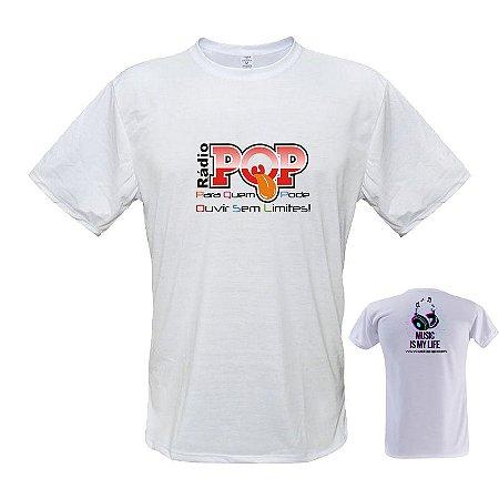 Camisa Web Rádio PQP