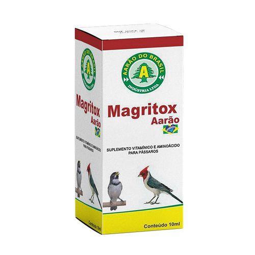 Suplemento Magritox AARÃO