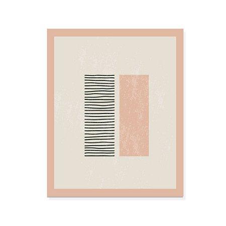Placa Decorativa Boho Geo 3