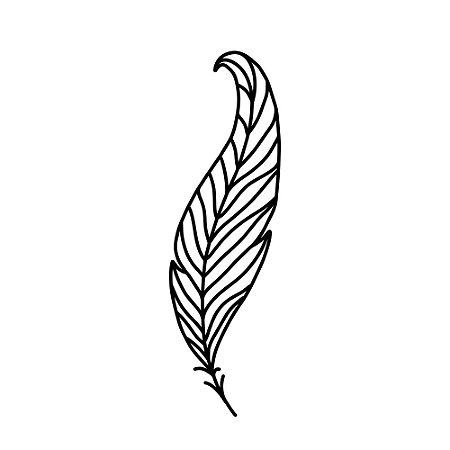 Decorativo Pena
