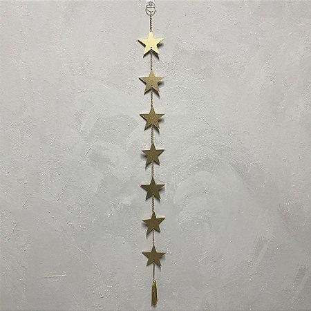 Móbile de Natal Estrelinha