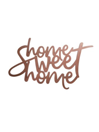Lettering Home Sweet Home COBRE
