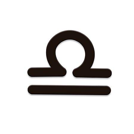 Simbolo signo LIBRA