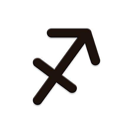 Símbolo signo SAGITÁRIO