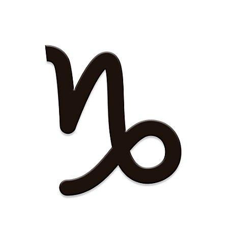 Símbolo signo CAPRICÓRNIO