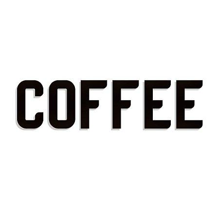 Letras SOLTAS coffee