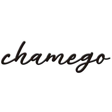 Lettering Chamego