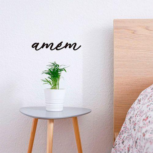 Lettering Amém