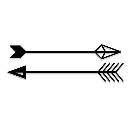 Flechas Boho Chic