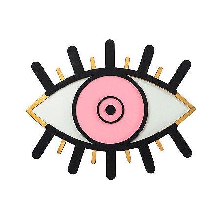 Terceiro Olho Rosa