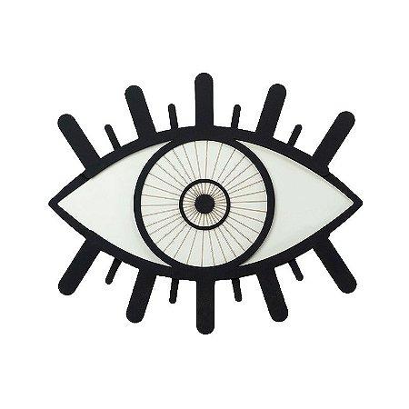 Terceiro Olho Preto