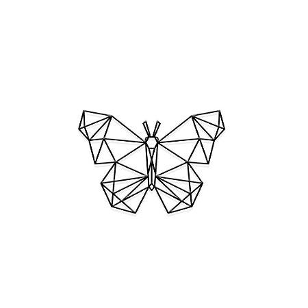 Decorativo Borboleta