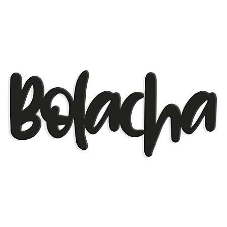 Lettering Gírias Bolacha