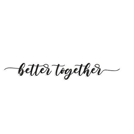 Lettering Better Together