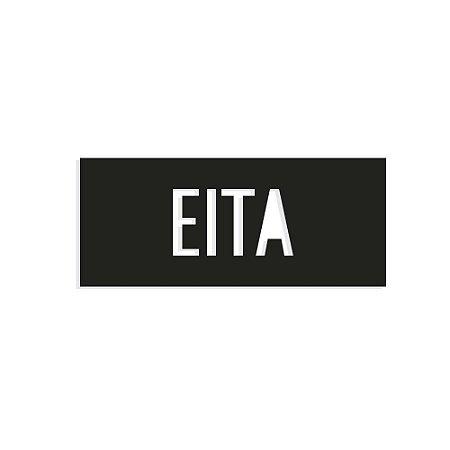 Placa vazada Eita