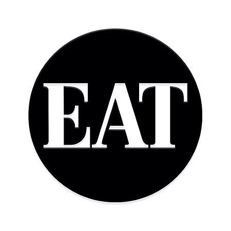 Decorativo de Parede EAT