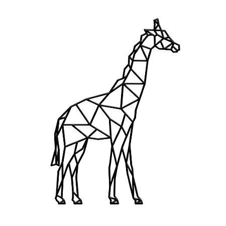 Decorativo Girafa