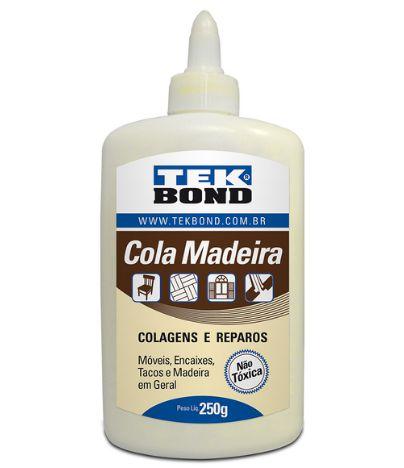 Cola para Madeira 250g Tekbond