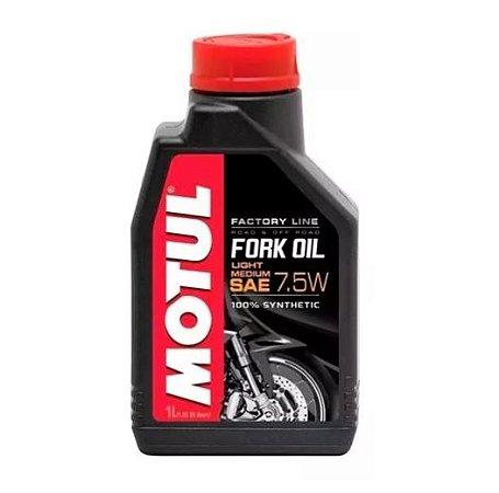 Oleo Motul Fork Oil 7.5W Fact Light Line