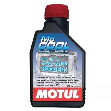 Oleo Motul Fluido Radiador Mocool 500 Ml