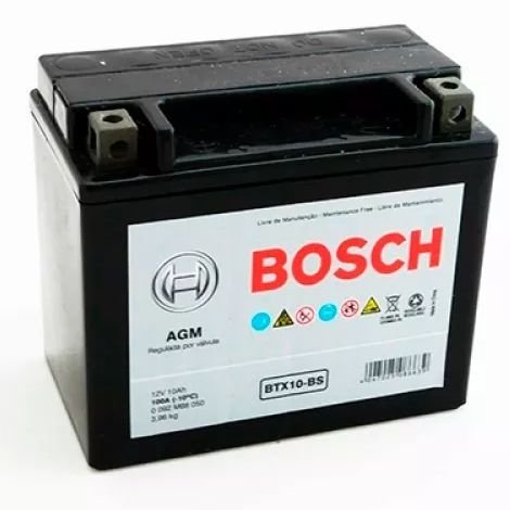 Bateria Bosch Btx10-Bs