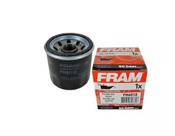 Filtro De Oleo Fram Ph 6018 Suzuki Srad Gsx Gsxf