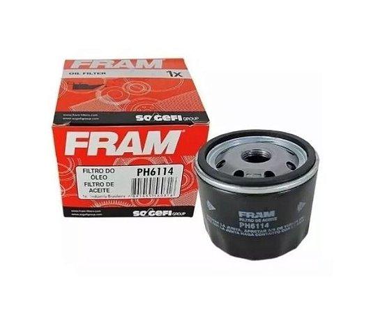 Filtro De Oleo Fram Ph 6114 Bmw F800 S1000