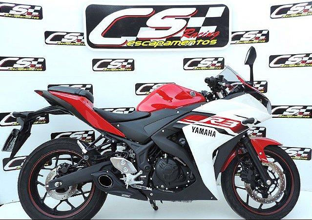 Escapamento Yamaha R3 Todas Full Completo