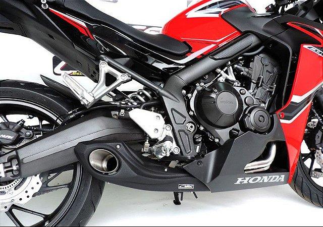 Escapamento Honda Cbr650F 2014 a 2019 Full Completo