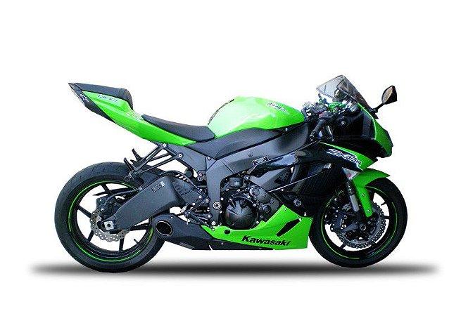 Ponteira Kawasaki ZX6R 2010 A 2012